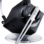Sennheiser DW 10 (Headset in Basis)